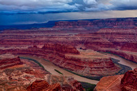 Clouds Over Dead Horse Point
